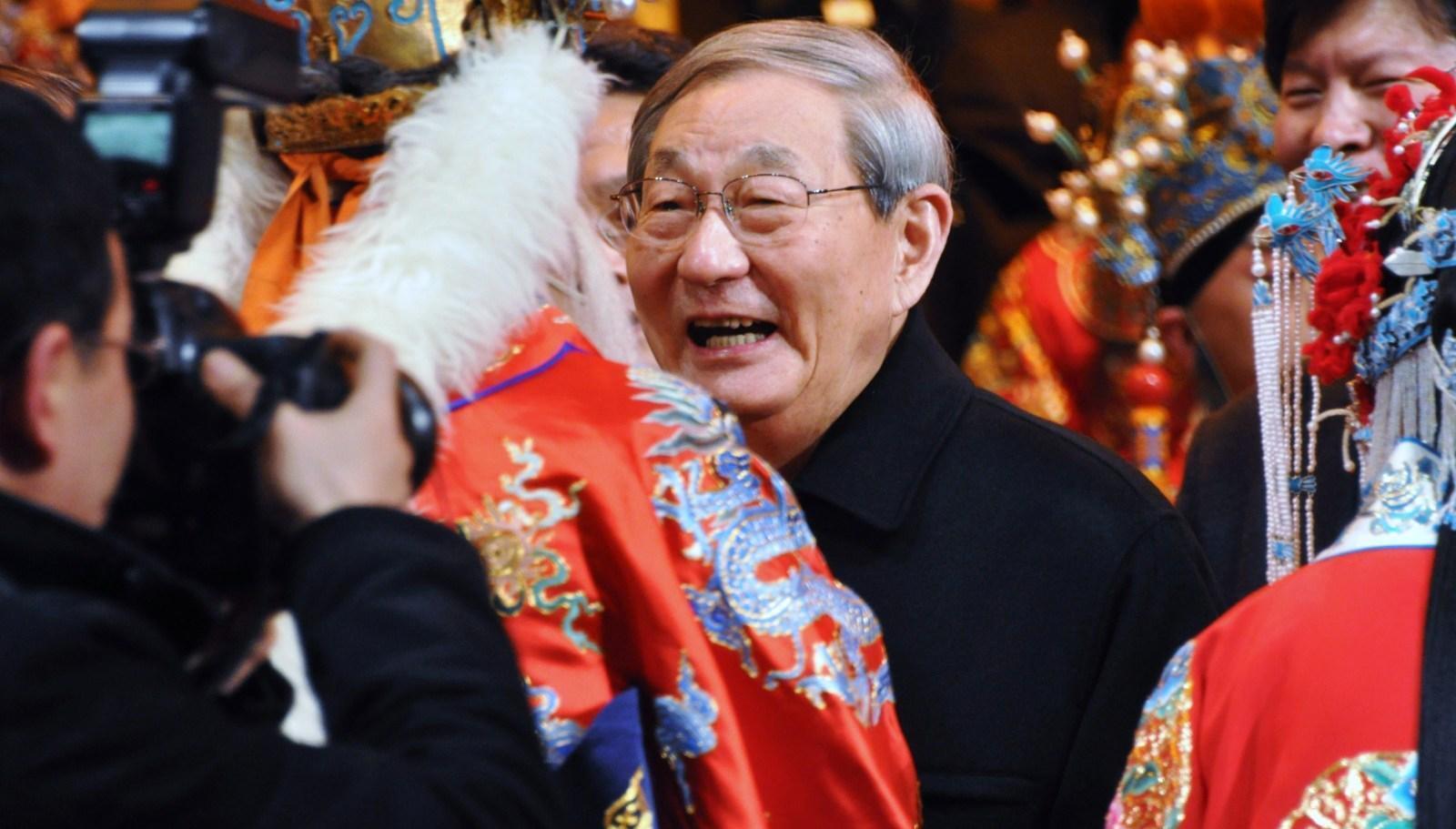 传前中国总理朱镕基曾骂令计划畜生不如