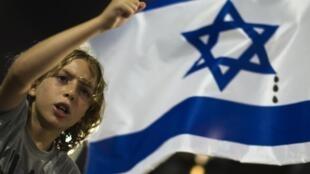 以色列人示威抗议物价上涨