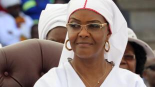 Uwargidan tsohon shugaban Zimbabwe, Grace Mugabe