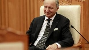 French Foreign Affairs Minister Laurent Fabius on a visit to Hanoi earlier this month