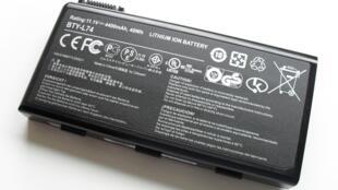 Một loại pin lithium-ion.