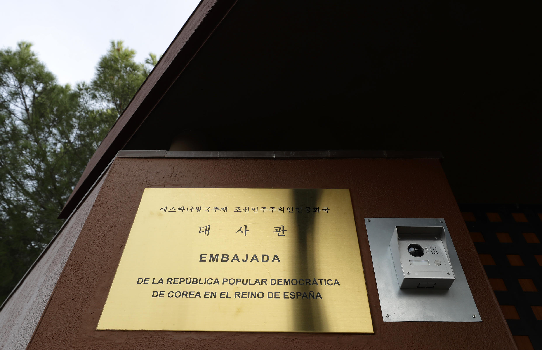 Ambassade - Espagne - Madrid - Corée du Nord