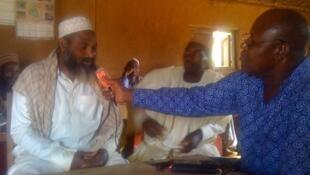 Entretrien avec Moussa Djibrilla, fils du chef de Mbitom, président du bureau de zone APESS