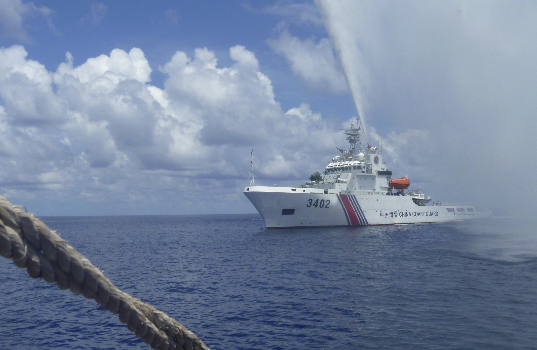 Chine - Garde-cootes - Mer de Chine méridionale