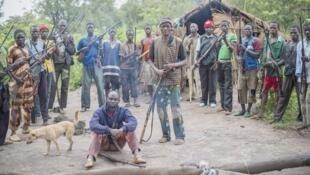 Wanamgambo wa kundi la Anti-balaka