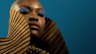 La chanteuse Pongo, aux origines angolaises, prend part à la tournée Europavox.