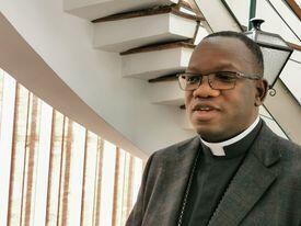 Dom António Juliasse, administrador apostólico da diocese de Pemba