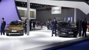 A grande novidade da Volkswagen para o Salão de Shangai, é o novo C Coupé GTE.