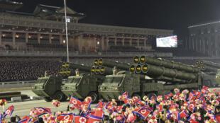 coree-du-nord-parade-militaires-missiles-balistiques