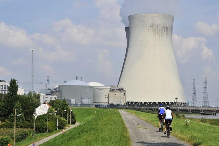 "АЭС ""Дул"" на севере Бельгии"