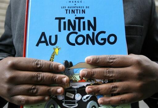 El congolés Bienvenu Mbutu Mondondo pidió en 2007 que 'Tintín en el Congo' fuera retirado de la venta.