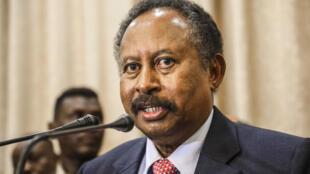 """Waziri Mkuu Abdallah Hamdok anabaini kwamba vikwazo vya Marekani """"vinaitenga"""" Sudan."""