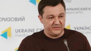 Руководитель Центра военно-политических исследований Дмитрий Тимчук
