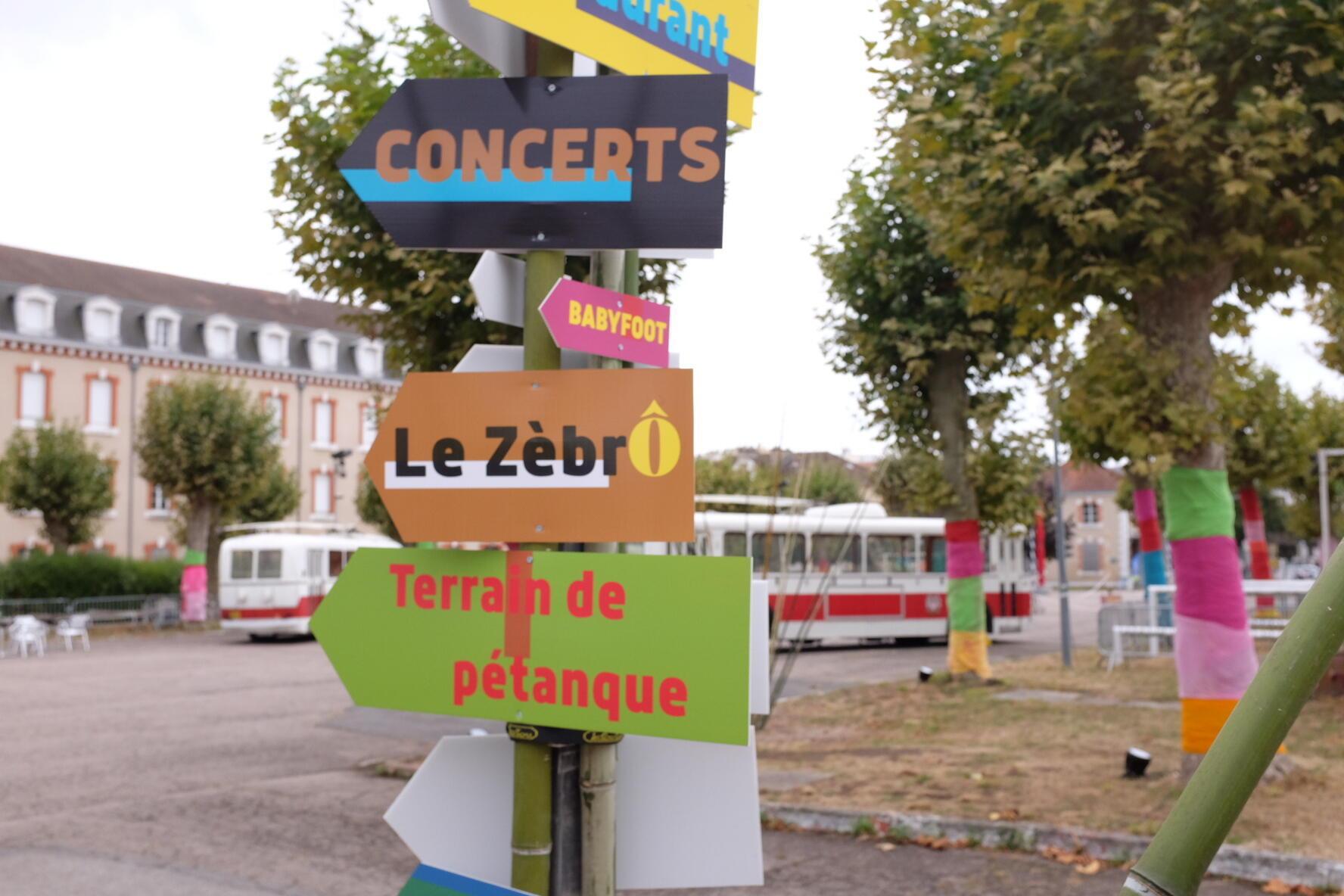 « Les Zébrures d'automne », le festival des Francophonies à Limoges se déploie dans toute la ville et proposera des concerts, des rencontres et des discussions à la caserne Marceau.