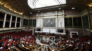 Ảnh minh họa: Một phiên họp Quốc Hội Pháp ngày 03/07/2019.