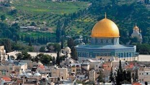Vue de Jérusalem (photo d'illustration).