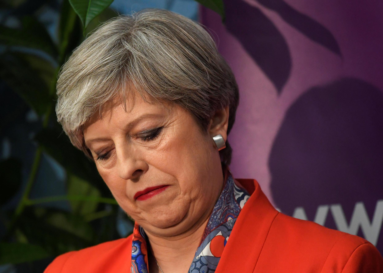 Thủ tướng Anh, Theresa May đã không có được kết quả bầu cử Quốc Hội như mong đợi, ngày 09/06/2017..
