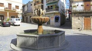 Espagne - Jarandilla - Tourisme - Fontaine - GettyImages-917625098