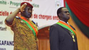 Il y a 100 jours exactement, le 21 novembre 2014, Michel Kafando était intronisé président de transition du Burkina Faso.