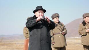 Shugaban kasar Koriya ta Arewa, Kim Jong