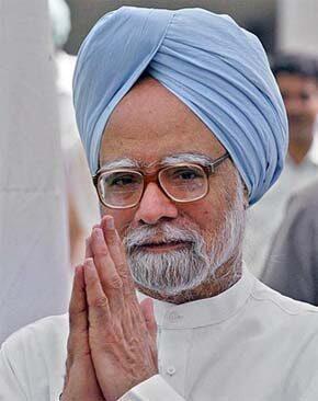 Firaministan kasar India, Manmohan Singh