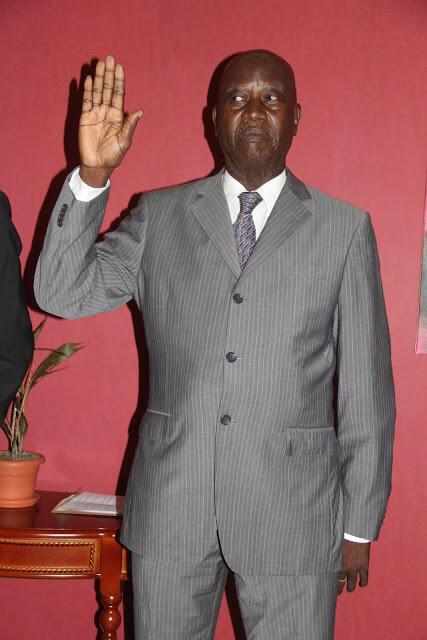Carlos Correia, novo Primeiro-Ministro da Guiné-Bissau