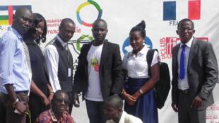 Le Club RFI Bangui.
