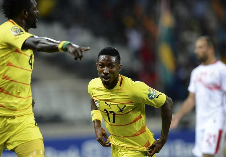 Le Togolais Serge Gakpé.