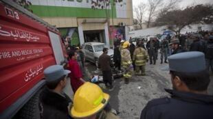 L'attentat, qui a été revendiqué par les talibans, a visé le supermarché « Finest », situé à quelques centaines de mètres de l'ambassade de Grande-Bretagne.