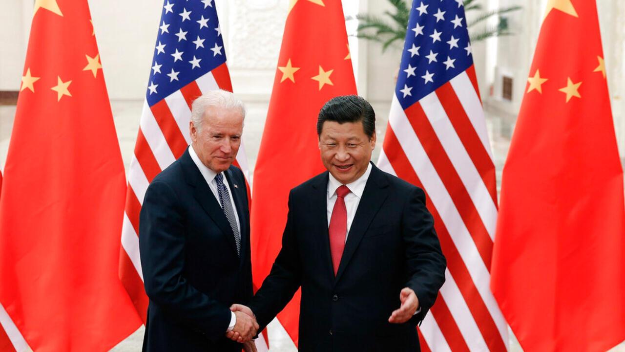 Biden Xi