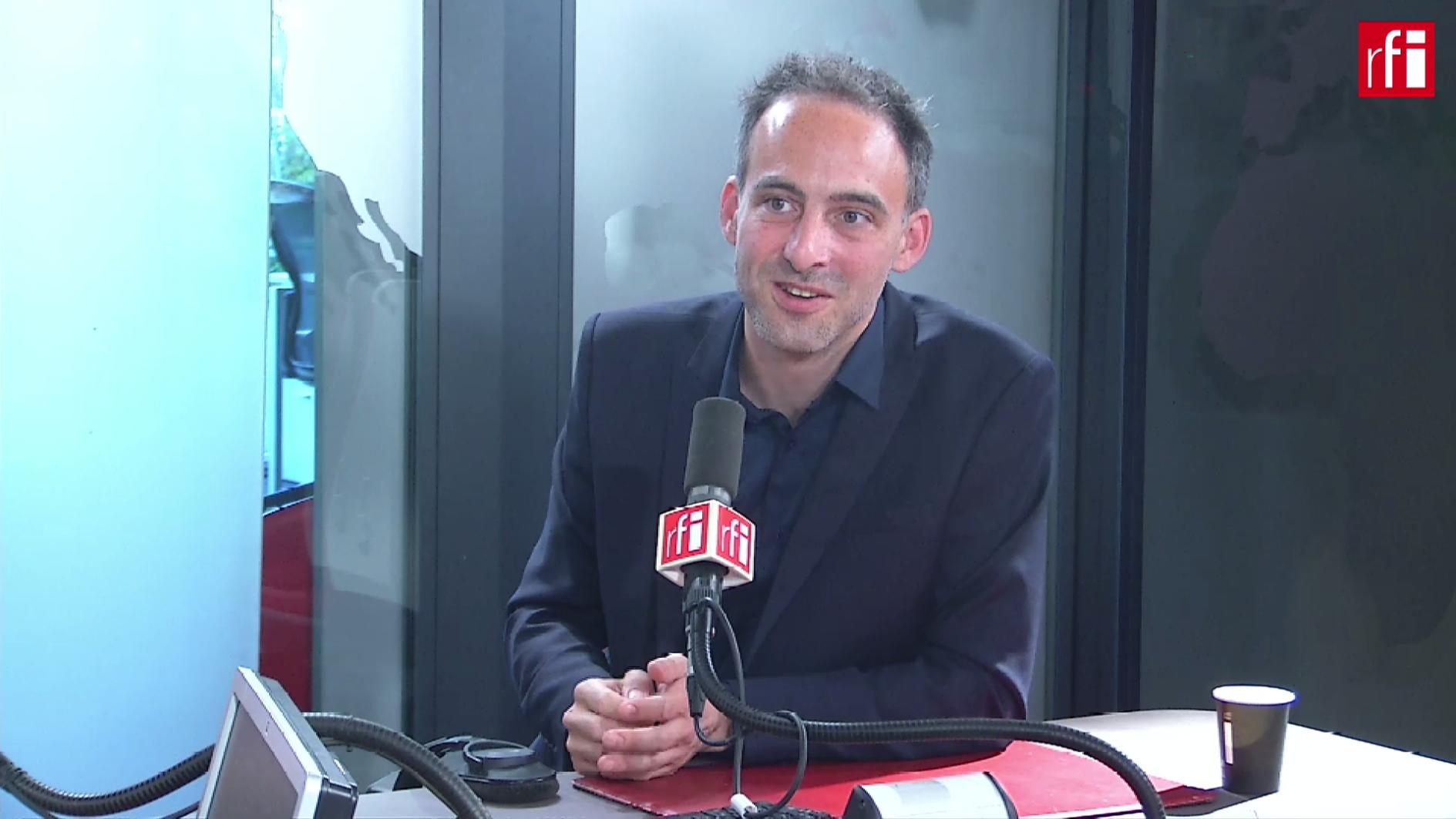 Raphaël Glucksmann sur RFI le 6 mai 2019.