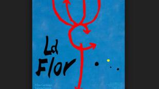 Capture d'écran de l'affiche du film argentin « La Flor (la fleur) ».