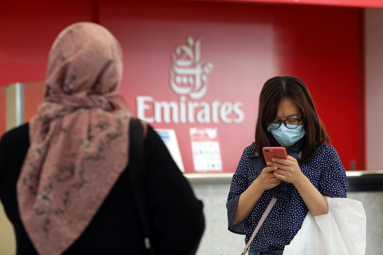 اقدامات بهداشتی در فرودگاه دوبی شدت گرفته است