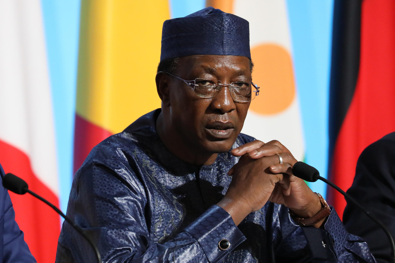 Shugaban kasar Chadi Idriss Déby