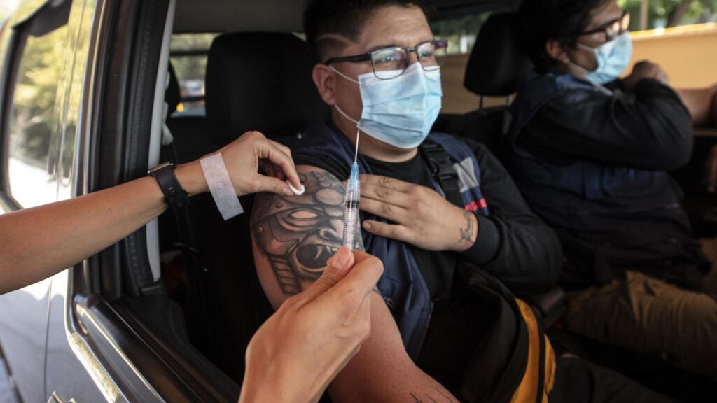 Covid-19: quels sont aujourd'hui les pays qui vaccinent le plus?