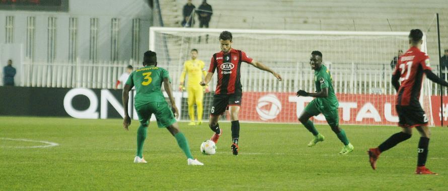 Mchuano kati ya USM Alger  na Yanga FC katika mchuano wa kundi D kuwania taji la Shirikisho barani Afrika