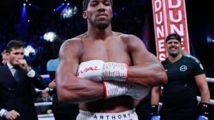 Anthony Joshua zakaran damben Boxing na duniya.
