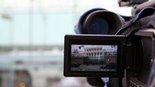 Le palais Coburg à Vienne, où se tiennent les négociations.