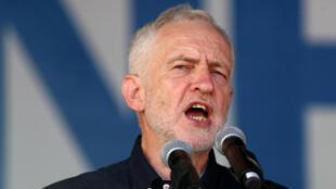 Le leader du parti travailliste britannique, Jeremy Corbyn, a assuré que «restaurer la confiance» avec la communauté juive était sa priorité.