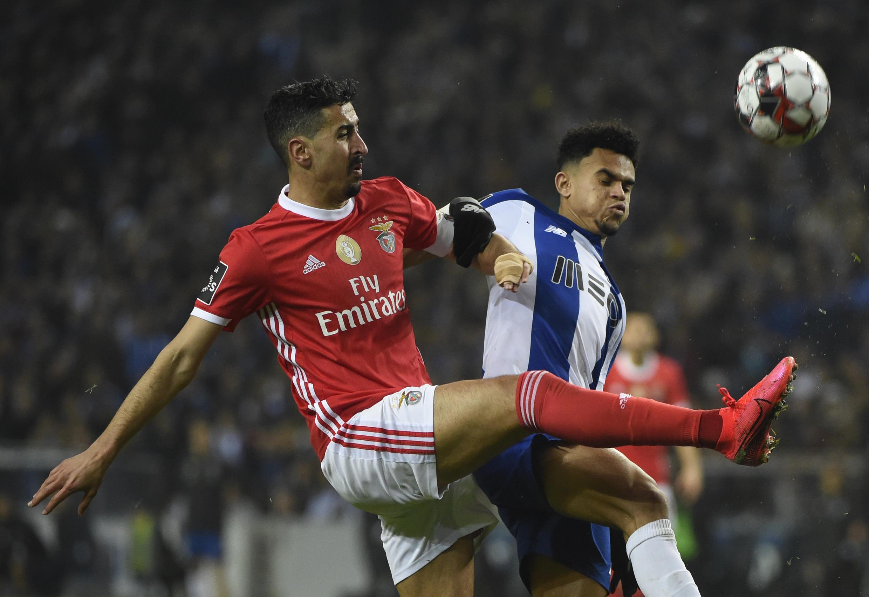 FC Porto e SL Benfica estão na luta pelo título de campeão português.