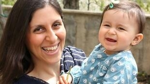 Nazanin Zaghari-Ratcliffe was arrested at Tehran airport in April 2016