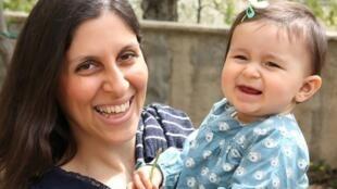 Nazanin Zaghari-Ratcliffe was arrested at Tehran airport in April 2016