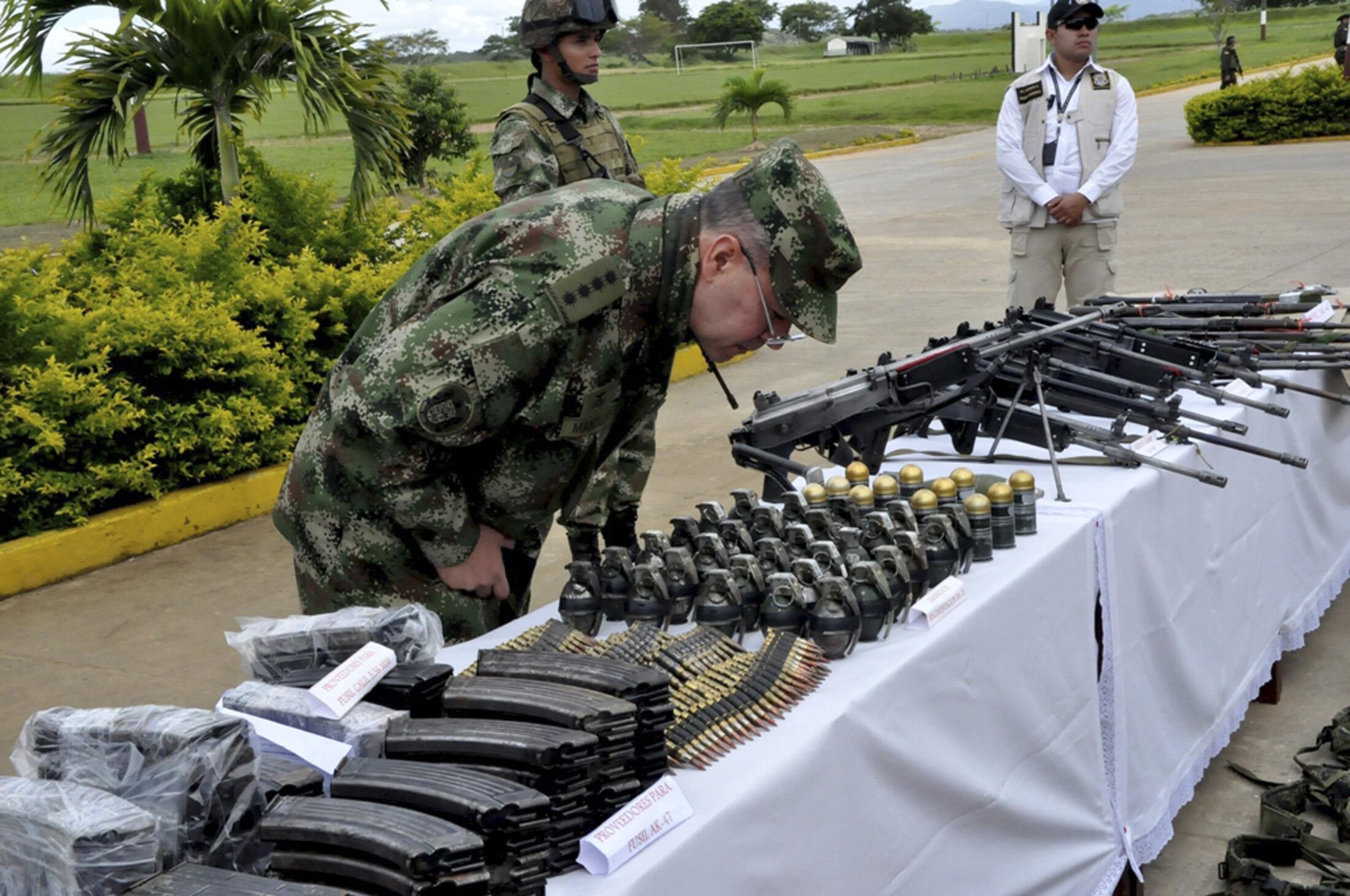'Yan tawayen Colombia FARC