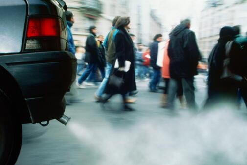 As emissões de CO2 são responsáveis, em grande parte, pelo aquecimento do planeta.