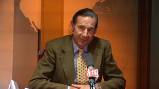 Andrew Lyndon-Skeggs sur RFI le 19 octobre 2018.