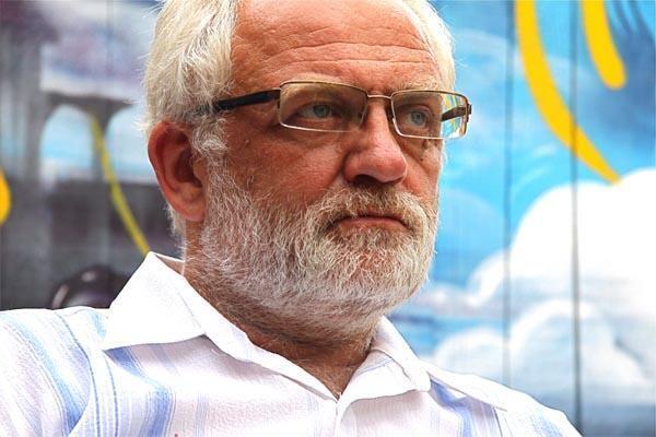 Белорусский философ и методолог Владимир Мацкевич