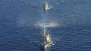 NATO members Greece and Turkey have been staging rival war games amid a dispute over Mediterranean energy riches
