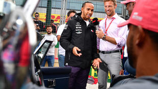 New frontier: Lewis Hamilton and Jenson Button