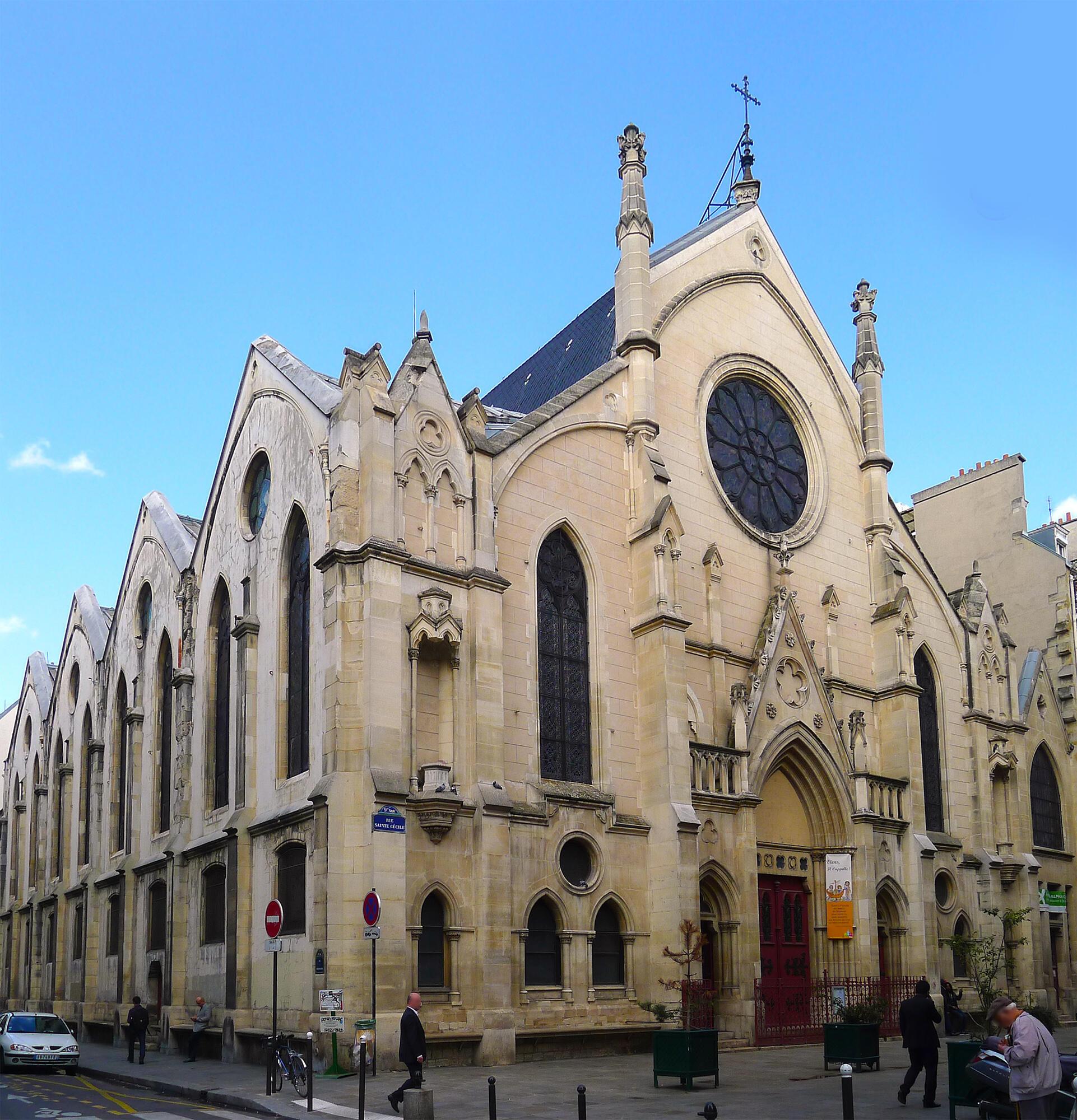 2021-04-07 paris church covid