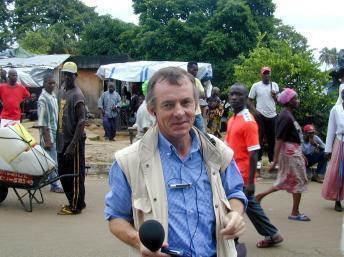 Jean-Hélène in August 2003 in Monrovia , Liberia